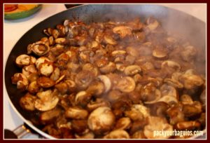 Cooking Jagerschnitzel