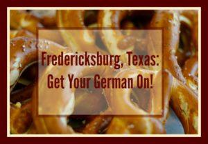 Fredericksburg German Restaurants