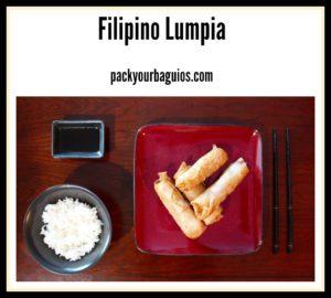 Filipino Lumpia