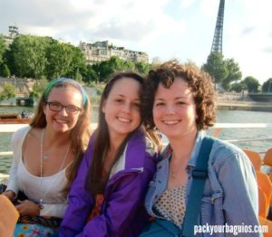 Lauren in Paris