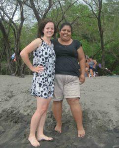My Costa Rican Host Mom!