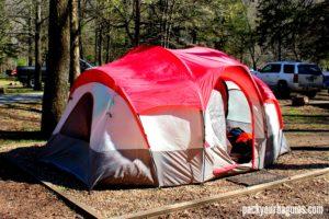 Last Tent Standing
