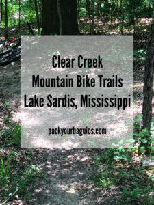 Clear Creek Mountain Bike Trails
