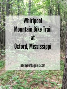 Whirlpool Mountain Bike Trail
