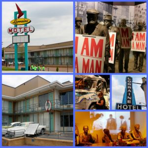 Civil Rights Museum Collage