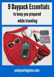 Daypack Essentials