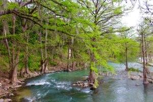Beautiful Guadalupe River