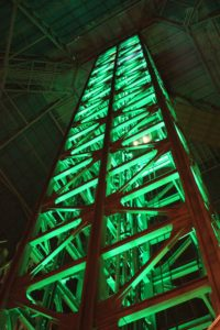 Tallest Freestanding Elevator in the United States!
