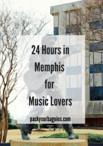 Memphis for Music Lovers