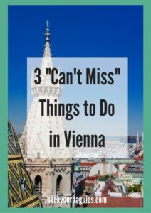 3 Things to Do in Vienna
