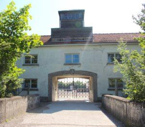 Prisoner Entrance