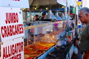 5 Reasons to Go to the National Shrimp Festival