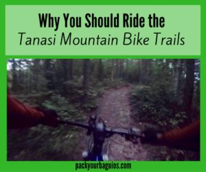 Tanasi Mountain Bike Trails