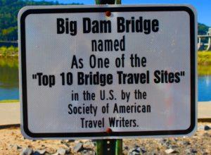 Crossing The Big Dam Bridge