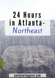 24 Hours in Atlanta- Northeast