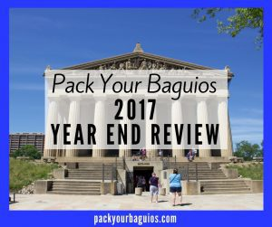 Pack Your Baguios 2017 Year End Review