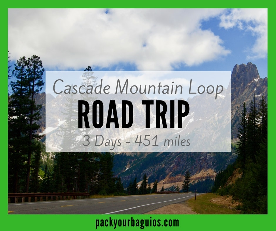 The Cascade Mountain Loop Road Trip
