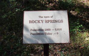 Natchez Trace Parkway Road Trip