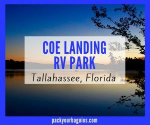 Coe Landing RV Park