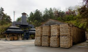 Taking a Jack Daniel's Distillery Tour- Lynchburg, Tennessee