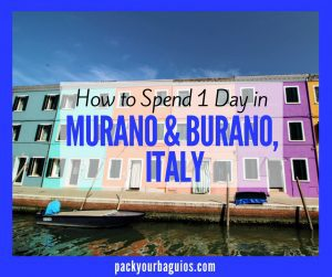 How to Spend 1 Day in Murano & Murano, Italy