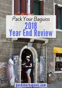 Pack Your Baguios 2018 Year End Review