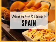 What to Eat & Drink in Spain