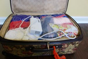 Packing a carry on bag