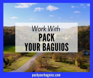 Work With Pack Your Baguios